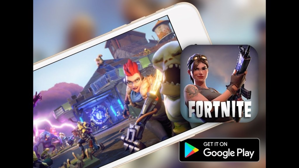 Fortnite Android 2