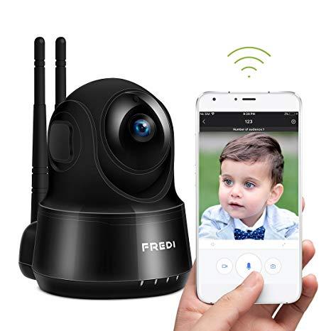 Fredi Wi-Fi baby monitor