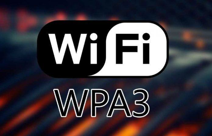 WPA3 security standard
