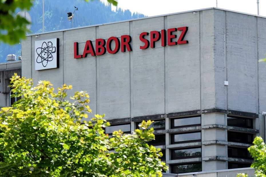 Skripal Labor Spiez