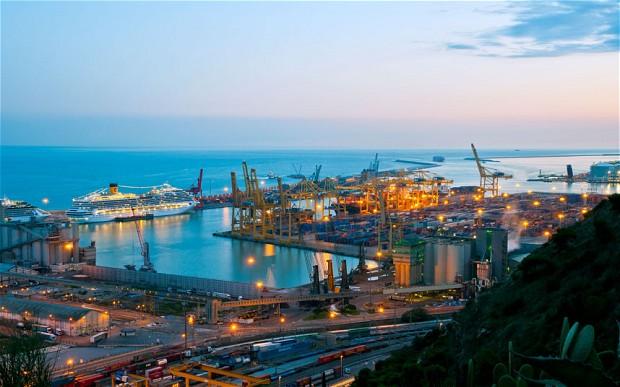 Port-of-barcelona