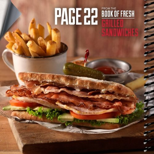 Canadian restaurant chain Recipe
