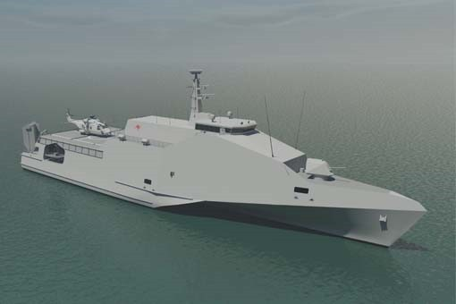 Austal Multi-Role Vessel