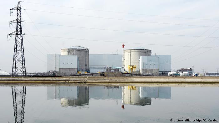 nuclear power plant Fessenheim