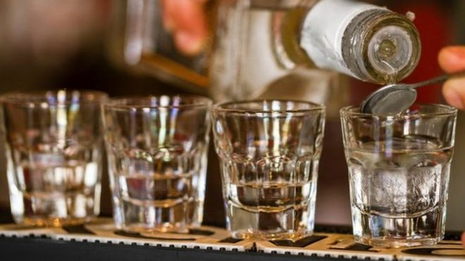 illegal online sales of alcohol Russia