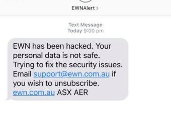 Australian Early Warning Network hacked and used to send