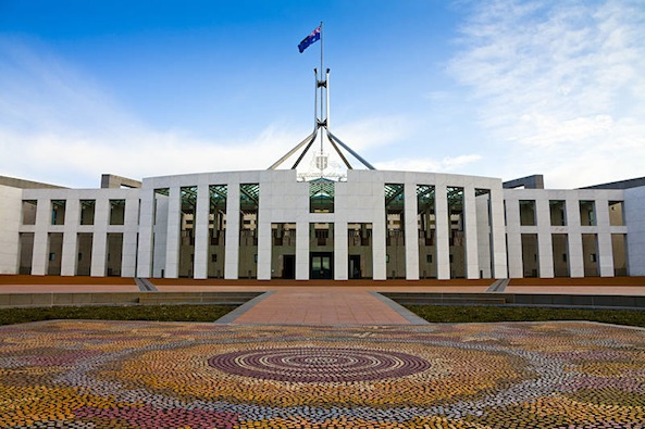 Australia Australian National University hack australian parliament house  - australian parliament house - Australia is confident that China was behind attack on parliamentSecurity Affairs