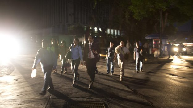 Venezuela's blackout