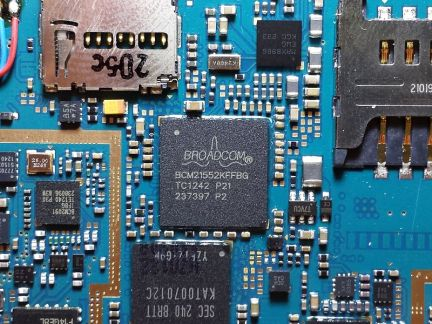 broadcom-wifi chipset
