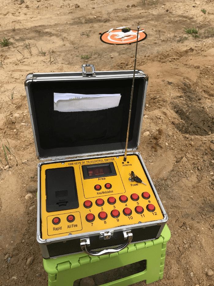 Radio Blasting Systems hacking 6