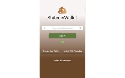 shitcoin wallet Chrome extension