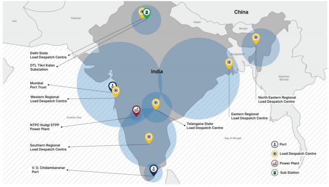 RedEcho India China APT41 CI