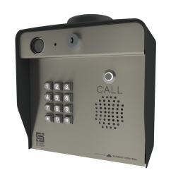 ascent x1 cellular telephone entry system with keypad [ 1200 x 1200 Pixel ]