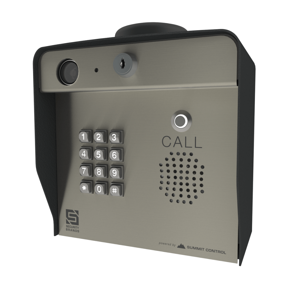 medium resolution of ascent x1 cellular telephone entry system with keypad