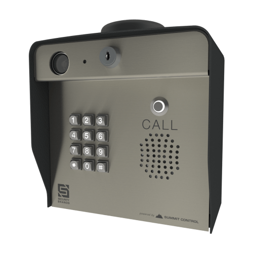 small resolution of ascent x1 cellular telephone entry system with keypad