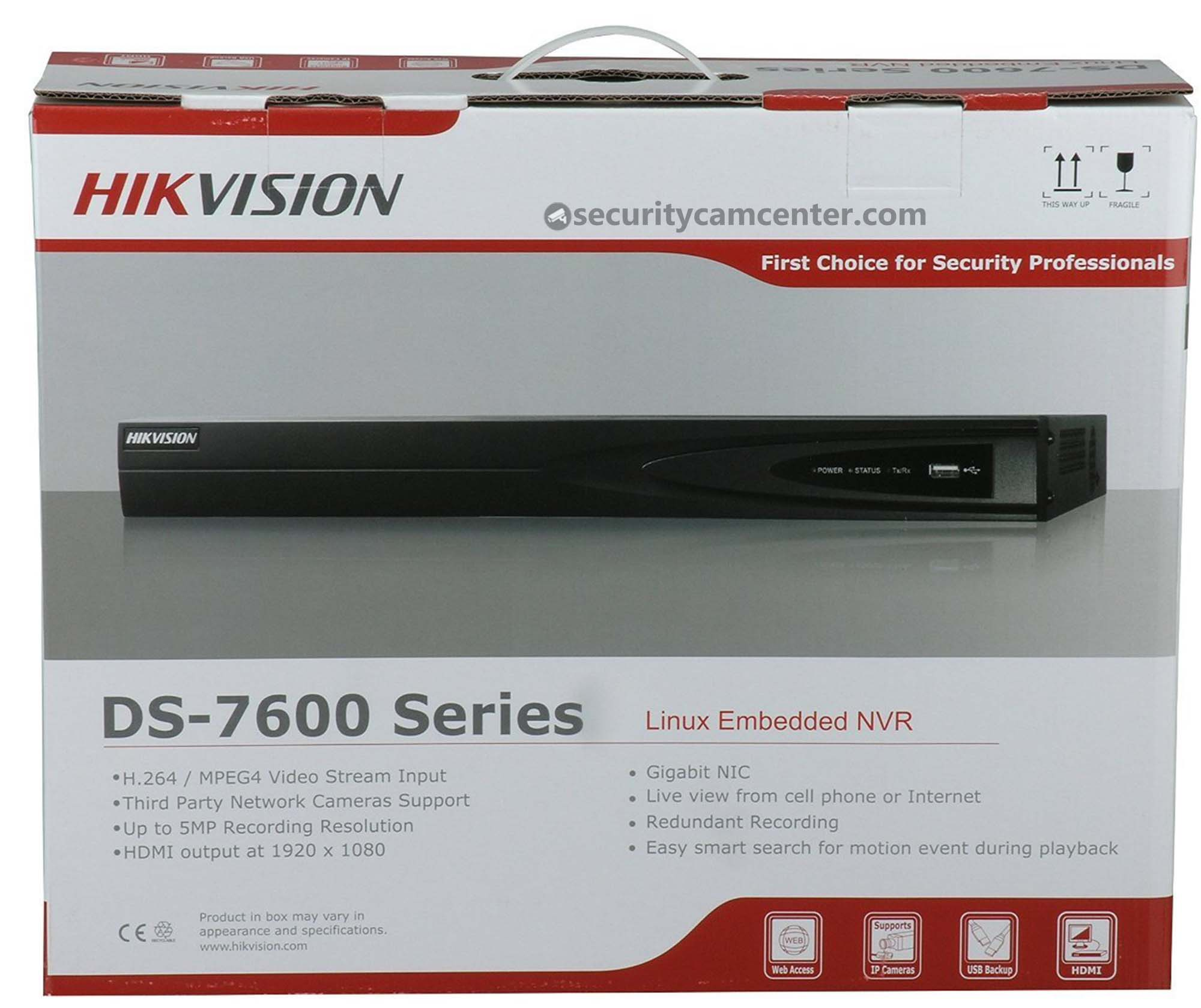 Option 2 Using Poe Switch Or Hikvision Nvr With Built In Poe Ports