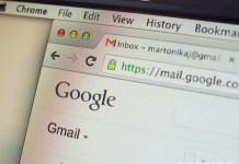 Gmail sử dụng HTTPS để tăng cường bảo mật