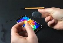 Đến lượt cảm biến vân tay Samsung Galaxy S5 cũng bị qua mặt