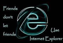Bộ an ninh Mỹ: Không nên dùng Internet Explorer lúc này!