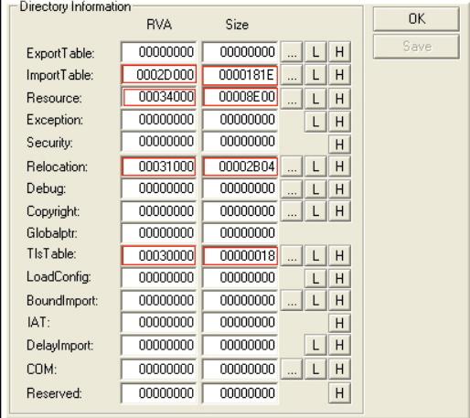 Cơ bản về cấu trúc PE file - lordpe
