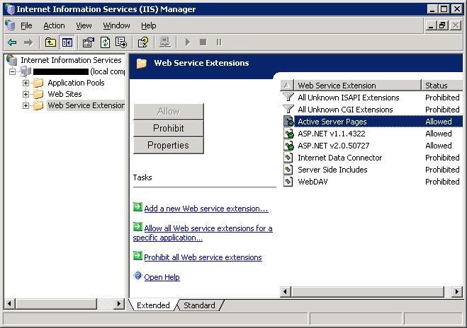 Tìm hiểu về Internet Information Services (IIS)