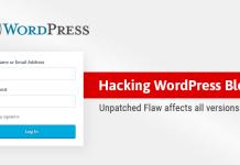 Lỗ hổng khôi phục mật khẩu của quản trị viên trên WordPress
