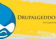 Tin tặc tận dụng khai thác PoC cho lỗ hổng mới của Drupal để hack site