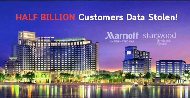603e8ac08e6 Thông tin 500 triệu khách hàng của khách sạn Marriott bị hack
