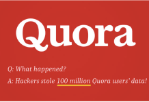 securitydaily_Quora bị hack