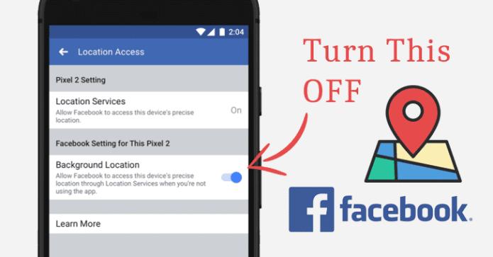 Cách ngăn ứng dụng Facebook theo dõi vị trí của bạn