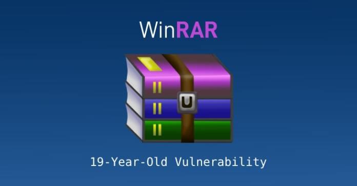 Lỗ hổng WinRAR ảnh hưởng đến tất cả các phiên bản đã phát hành trong 19 năm