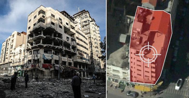 Israel vô hiệu hóa cuộc tấn công mạng bằng cách thổi bay tòa nhà của các tin tặc