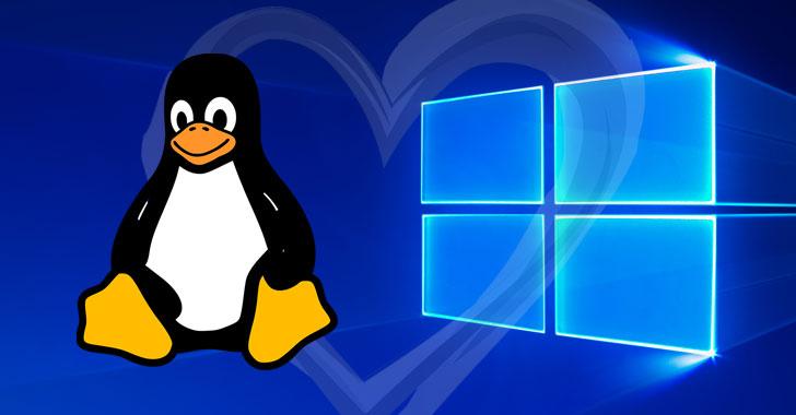 Microsoft Windows 10 sẽ chứa nhân Linux tích hợp đầy đủ cho WSL 20