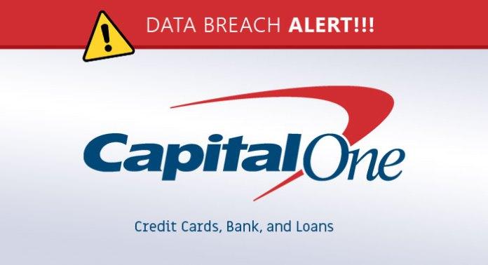 Rò rỉ dữ liệu Capital One
