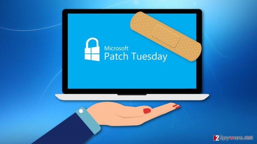 patch tuesday tháng 8 của Microsoft