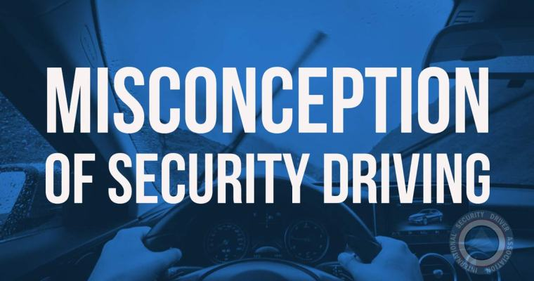 misconception of security driving