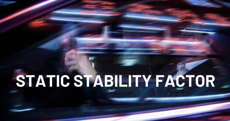 STATIC STABILITY FACTOR