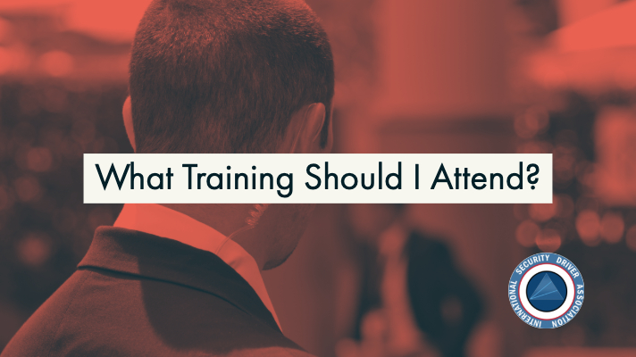 what training should I attend