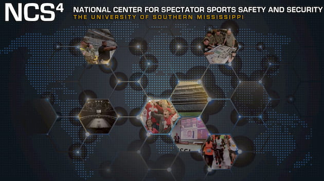 NCS4 - National Center for Spectator Sports Security and Safety
