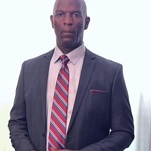 ISDA Member Antonio Griffin