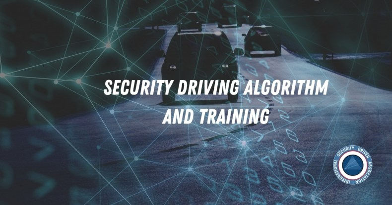Security Driving Algorithm and Training