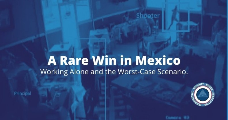 A Rare Win in Mexico - Government officials attack