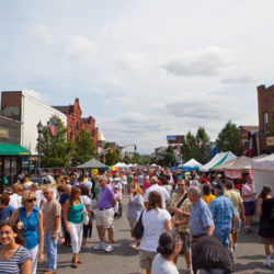 Rutherford Street Fair