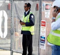 Construction Site Security in NJ