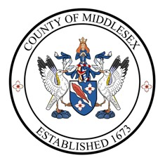 Middlesex County NJ Seal