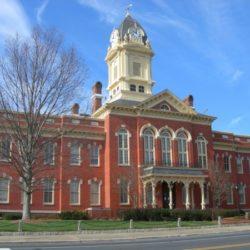 Union County NJ Courthouse