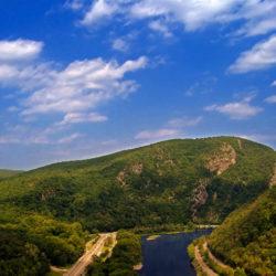 Warren County NJ Delaware Water Gap