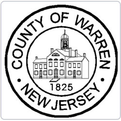Warren County NJ Current Seal