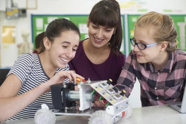 Girl Scouts Stem Skills Gap