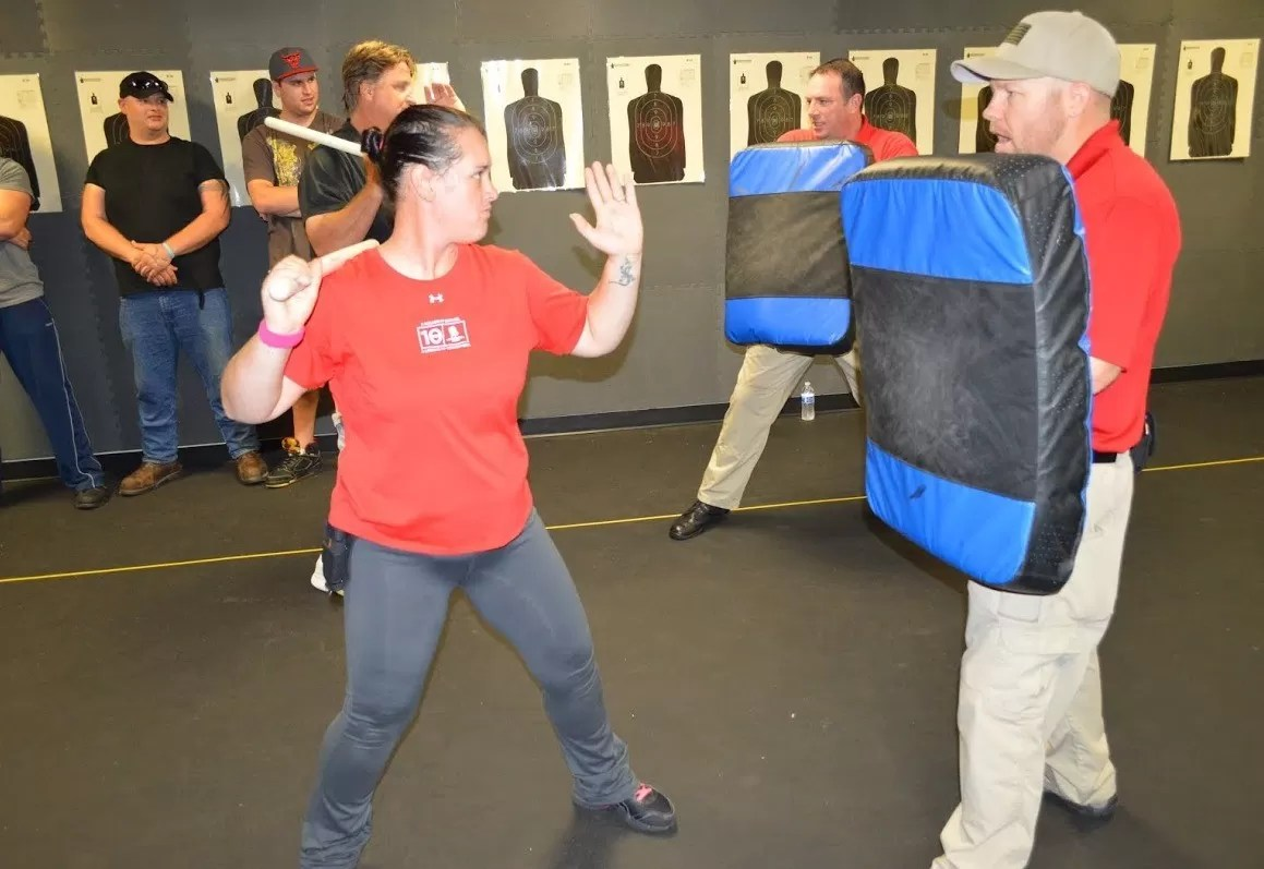 Armed Security Guard Training Courses